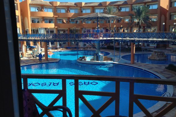 Oasis Resort, Hurghada